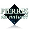 Pierres au naturel Logo